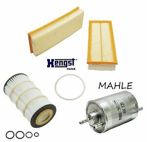 Tune Up Kit Air Oil and Fuel Filters for Mercedes-Benz CL500 2000-2006