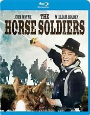 Horse Soldiers Blu-ray Region 1 883904233459