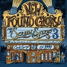NEW FOUND GLORY-FROM THE SCREEN TO YOUR STEREO 3-IMPORT CD WITH JAPAN OBI D59