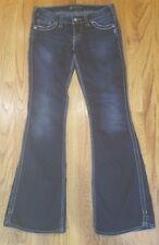 "Silver Jeans Frances 22"" Womens Boot Cut"
