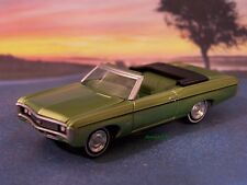 69 1969 CHEVY IMPALA SS CONVERTIBLE 1/64 SCALE CHEVROLET REPLICA DIORAMA MODEL