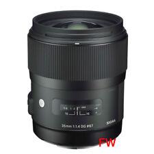 Sigma Art 340955 35 mm F/1.4 ASP HSM DG Objektiv