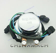 24V Battery Relay Switch Assembly fit for Kobelco SK200-8 260-8 250-8 Excavator