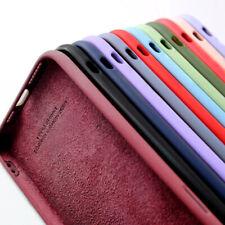 Чехол для телефона для iPhone 13 11 Pro Max 12 Pro X XS Xr SE 8 7 жидкий силиконовый чехол