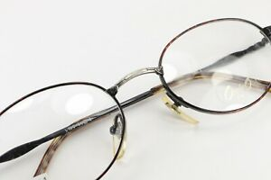 OCCHIO L105 in Multi Color and Antique Silver 50-18-135 Eyeglass Frames E154
