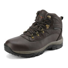 US Men's Waterproof Hiking Boots Mid Outdoor Backpacking Trekking Trails Shoes
