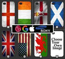 Flags Phone Case Cover Flag British Scottish Welsh Irish Patriot English 49