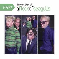 A FLOCK OF SEAGULLS Playlist The Very Best Of CD BRAND NEW