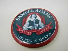 Sam Adams Boston Lager Pin Button Best Beer in American Samuel Adams