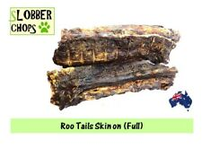 Kangaroo / Roo Tails (whole) 5 Pack Dog treat (SPECIAL+FREE POST)