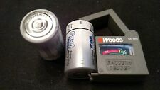 24 ct Wholesale D 1.5 Volt Battery Batteries heavy duty Bulk Lot Wal-Mart brand