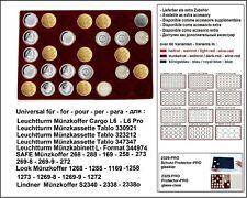 Look 12334-35 Plateau pour Monnaies 35 Ronde Cases 38 mm pour en Coin