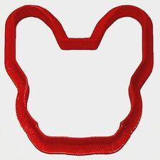 French Bulldog Dog Plastic Cookie Cutter - Free Shipping