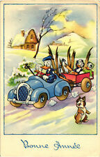 Walt Disney - Donald Duck, Paperino - D151