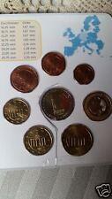 manueduc  ALEMANIA  2008 Las 8 Monedas Nuevas con 2 Eur Conmemorati  SAM MICHEL