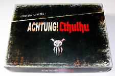 ACHTUNG ! CTHULHU - COFFRET EDITION LIMITEE - EDITION SANS DETOUR