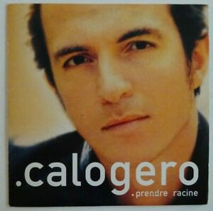 CALOGERO : PRENDRE RACINE (VERSION SINGLE) ♦ CD SINGLE PROMO ♦