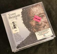 NEW & SEALED - TONY BENNETT DUETS II 2 CD MARIAH ARETHA LADY GAGA FREE SHIPPING