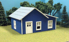 N Scale Laser Cut Custom Coal Company House Building Kit