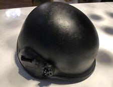 Rare ballistic helmet GALLET combat Italian USA OSCE Kosovo Special Unit Unique!