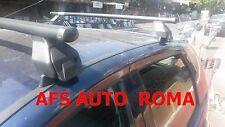 BARRE PORTATUTTO MENABO PER FIAT PUNTO 5 PORTE ANNO 2004 OMOLOGATO TUV