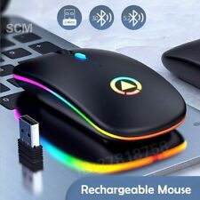 1600dpi USB Optical Wireless Gaming Mouse Home Office for PC Notebook Laptop