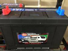 Multi Purpose Boat Caravan, Truck, 4WD, Trailer Winch battery 1000CCA