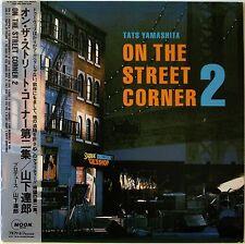 TATSURO YAMASHITA / ON THE STREET CORNER 2 / MOON RECORDS JAPAN OBI