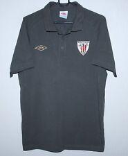 Athletic Bilbao España Camisa Polo De Entrenamiento Umbro Talla M