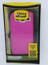 OtterBox Defender Case Samsung Galaxy S3 SIII Pink (GENUINE OTTERBOX)