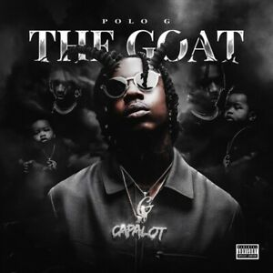 "Polo G ""THE GOAT"" Art Music Album Poster HD Print 12"" 16"" 20"" 24"" Sizes"