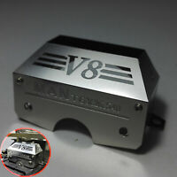 Metallhaube Getriebe Wave Box für Tamiya 1/14 Tamiya Man 56325 TGX V8 RC Traktor
