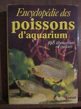 Stanislav Frank: Encyclopédie des poissons d'aquarium/Gründ 1980