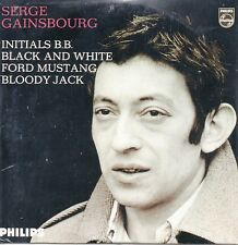 CD Single Serge GAINSBOURG Initials BB Strictly Ltd numbered edition NEW SEALED