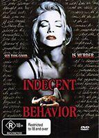 Indecent Behavior - Shannon Tweed, Gary Hudson - New Worldwide All Region DVD