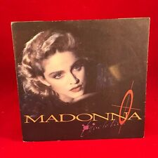 "MADONNA Live To Tell 1986 UK 7"" vinyl single EXCELLENT CONDITION 45 original E"