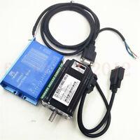 2.2NM Closed Loop Stepper Motor NEMA23 Driver Controller CNC Encoder Kit  5A 2ph