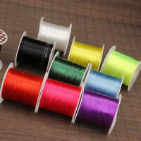 1mm Strong Elastic Stretchy Beading Thread Cord Bracelet String Jewelry Making 0