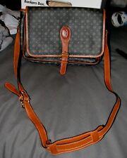 Vintage Pollini Logo Purse Shoulder Bag Handbag