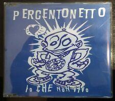Percentonetto – Io Che Non Vivo Cd Promo 1 Track Mormora Music EX/NM