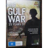 Gulf War 25 Years On DVD Iraqis Saddam Hussein Iraq War