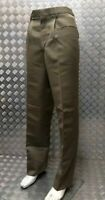 """Genuine Italian Army Officers Uniform Dress Parade And Ceremonial Trousers 36"""""""