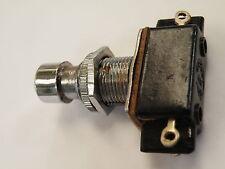 DP Standard Mains Foot Switch 1ea N/O N/C or as SPDT 2A 250Vac Latching EN01