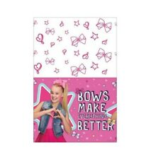 JOJO SIWA Birthday Party Supplies PAPER TableCloth Table Cover
