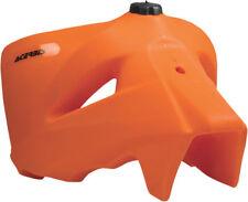 Acerbis 6.6 Orange Fuel Gas Tank For KTM 125-525 02-06 EXC 05-07 2140670237