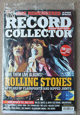 RECORD COLLECTOR Apr 2018 #478 Rolling Stones/Thin Lizzy/Aphex Twin