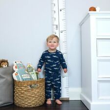 Kids Growth Chart, Canvas Portable removable Height Growth Chart