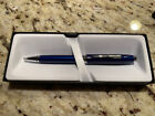 CROSS COVENTRY PEN BLUE LACQUER AT0662-9 BALLPOINT PEN