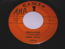 Bobby Rydell: Ding-A-Ling / Swingin' School 45 - Cameo 175