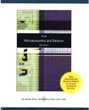Microeconomics and Behavior by Robert H. Frank (Paperback, 2009)